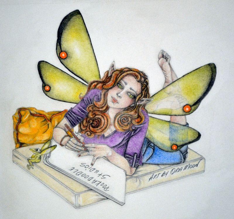 Pookadoodle Studios: Art by Ora Moon by orafaerygirl