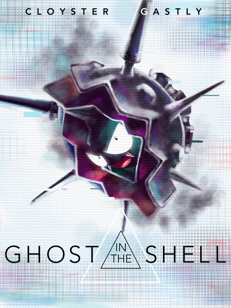 Ghost in the Shell by Diruxxx