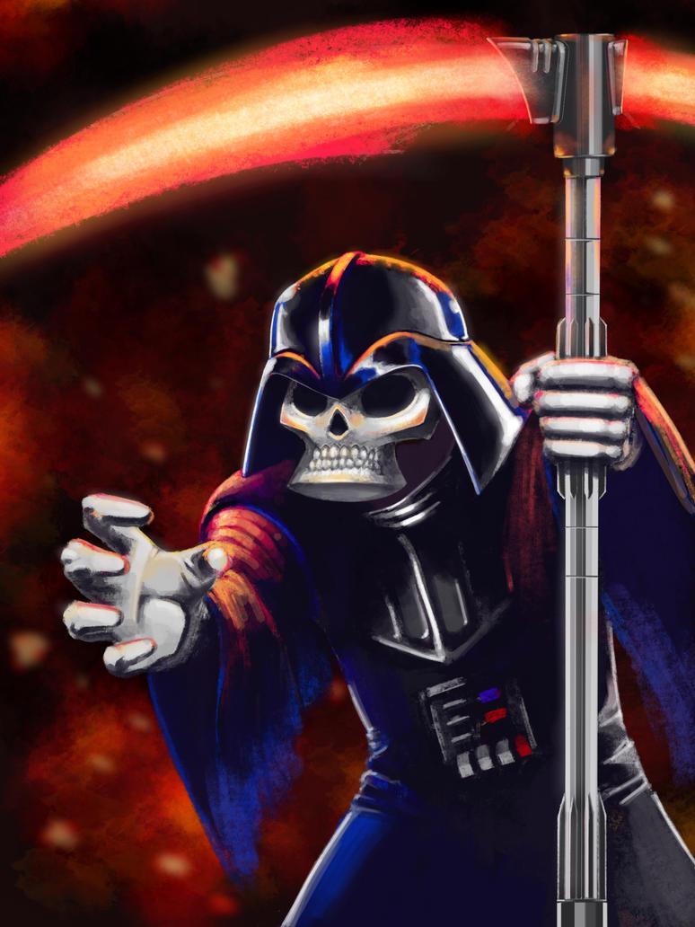 Death Vader by Diruxxx