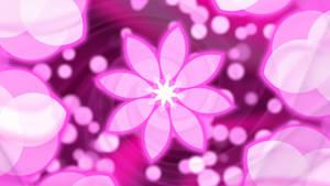 Purple Flower One