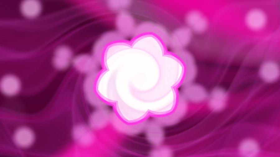 Purple Flower 3 by LoversHorizon