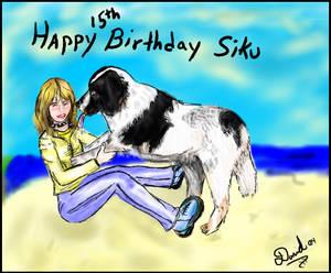 Happy Birthday Siku