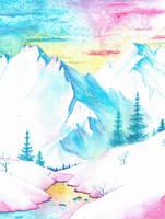 Winter wonderland by KaritaArt