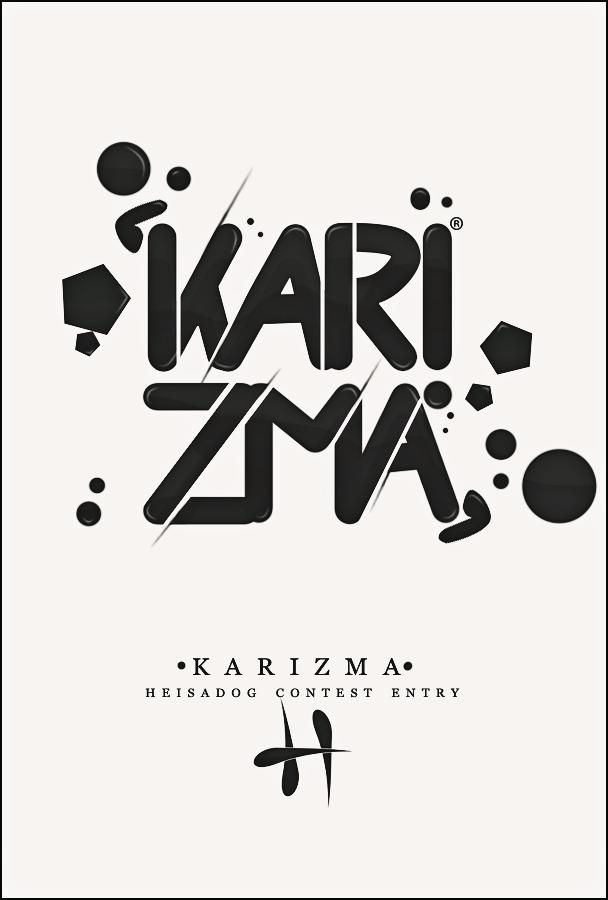Karizma Typography by byEhra