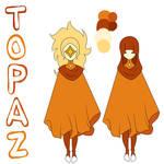 Topaz|Steven Universe|OC