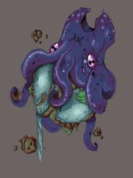 Parasite creature concept