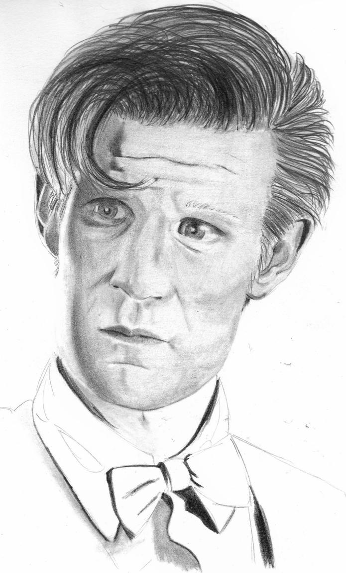 Matt Smith - Free Coloring Pages Doctor Who Coloring Pages Matt Smith