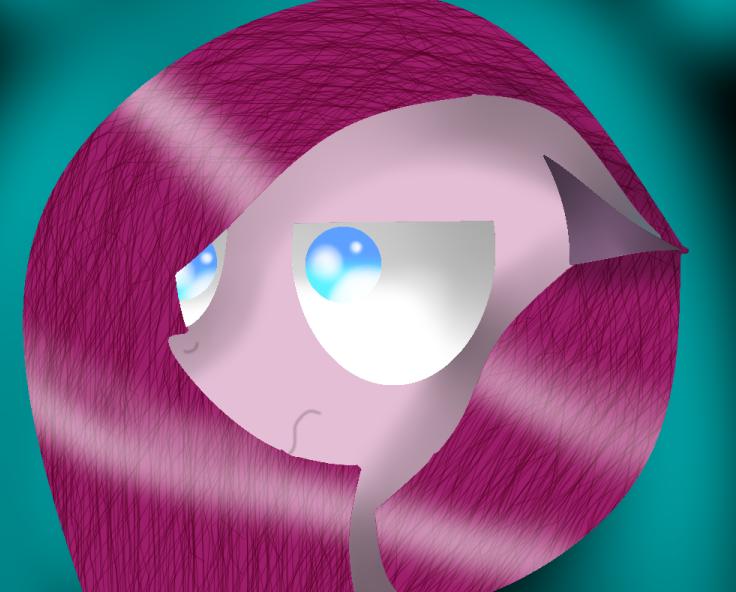 Pinkamena Is Not Happy by theshadowpony357