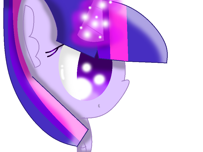 Twilight Sparkle by theshadowpony357