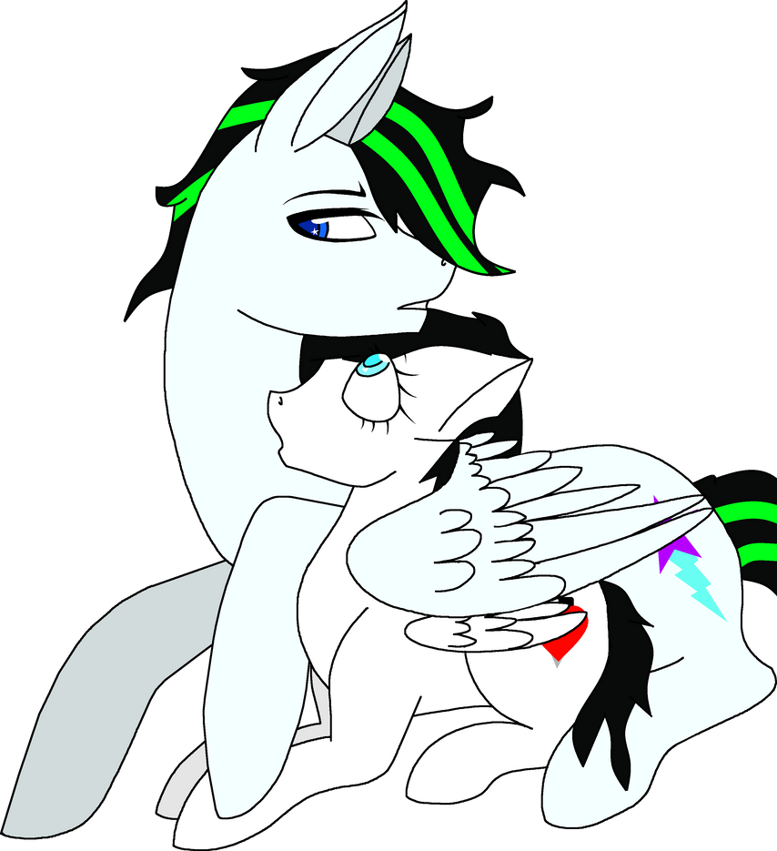 She's Mine by theshadowpony357