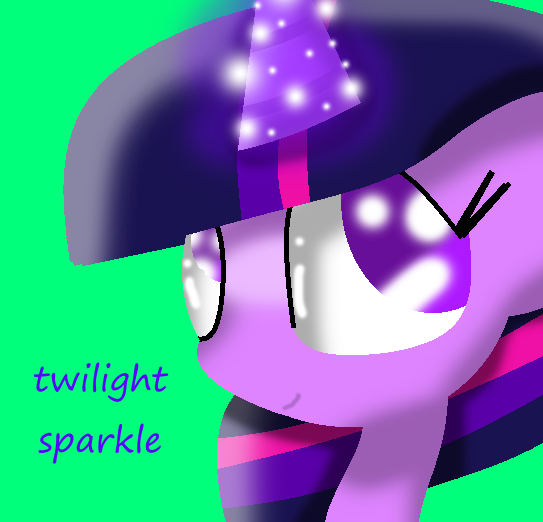 Twilight by theshadowpony357