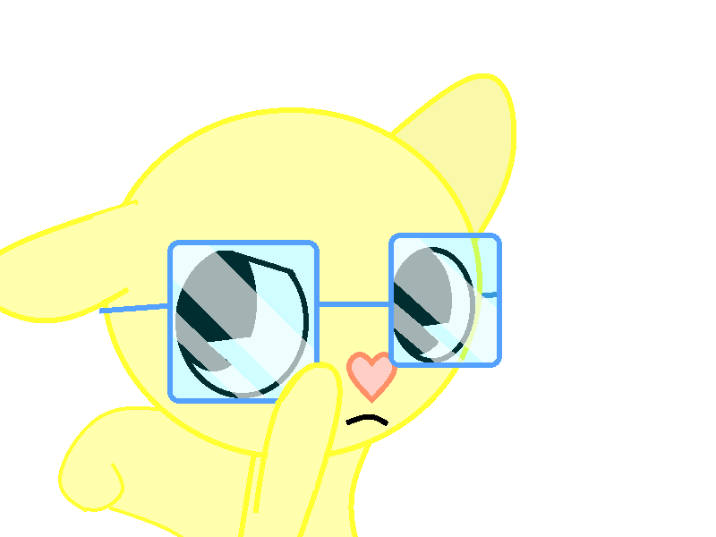 Smarty The Squirrel by theshadowpony357