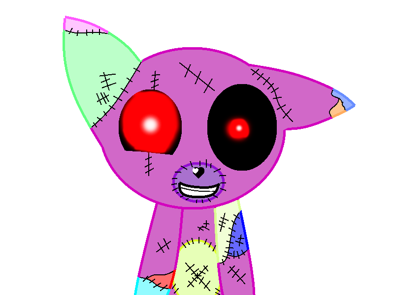 Teddy The Cat by theshadowpony357