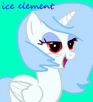 Ice Element by theshadowpony357
