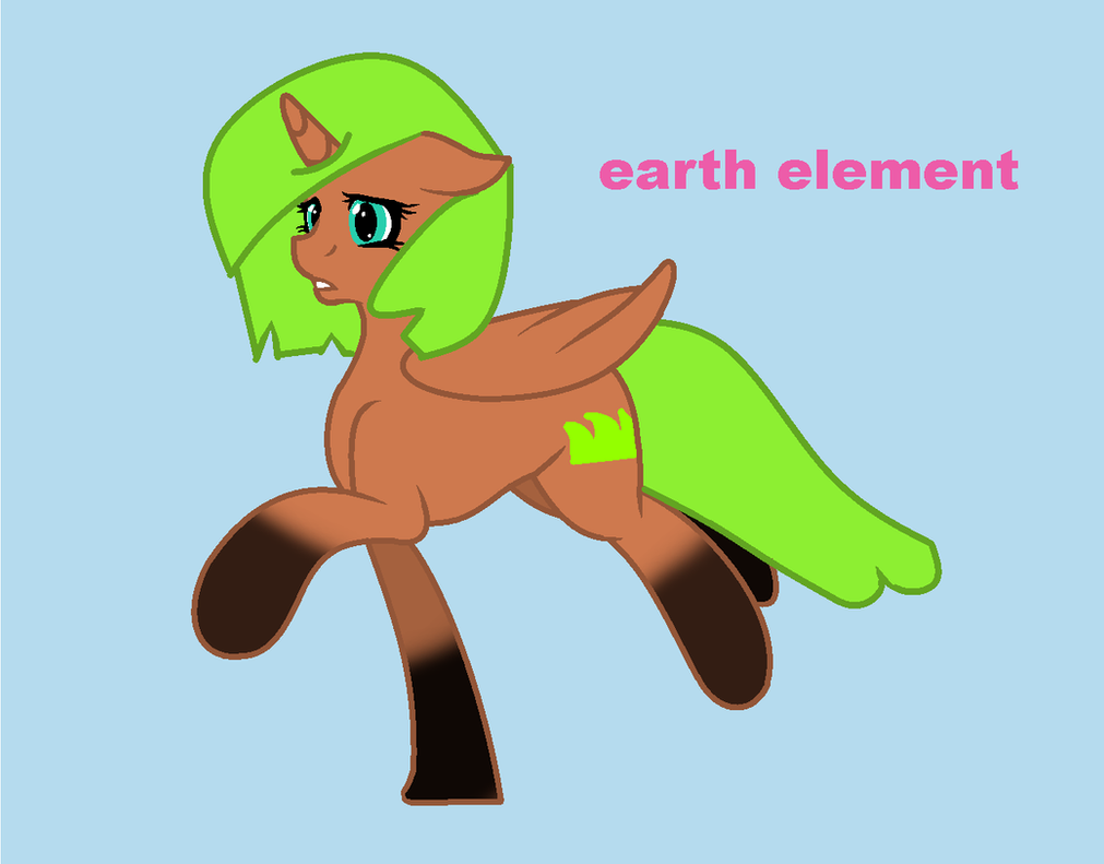 Earth Element by theshadowpony357