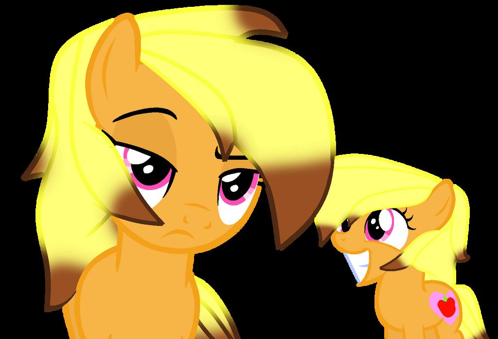 Fruity Star The Pony by theshadowpony357