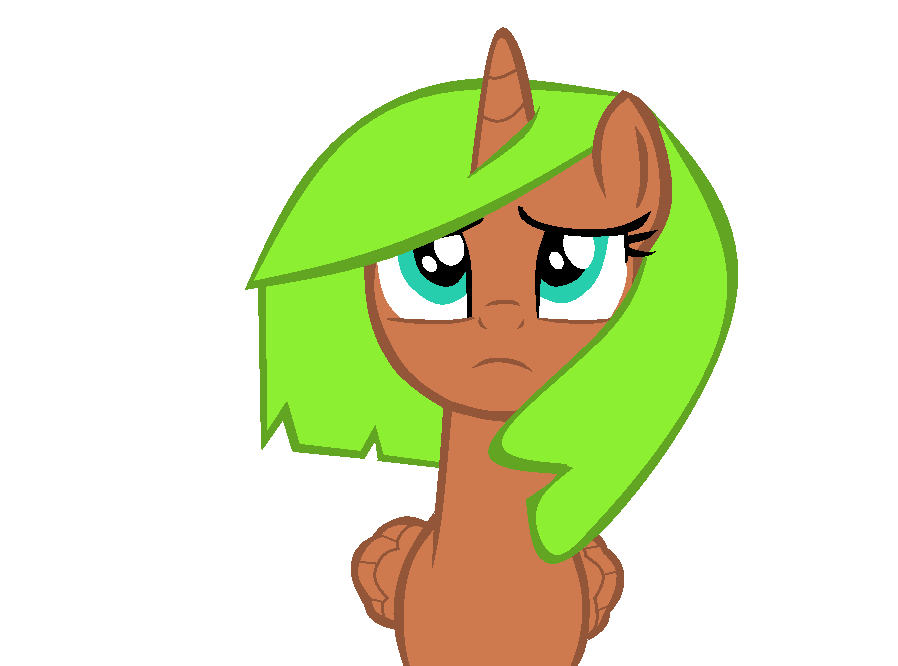 Earth Element Is Sad by theshadowpony357