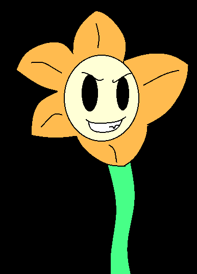 Flowey 2 by theshadowpony357