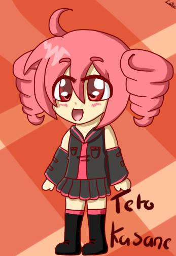 Teto kasane by theshadowpony357