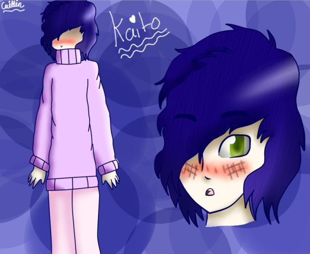 Kaito by theshadowpony357