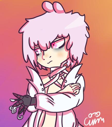 Haru- Ultimate Doctor by theshadowpony357