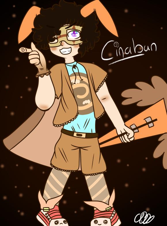 Cinabun by theshadowpony357