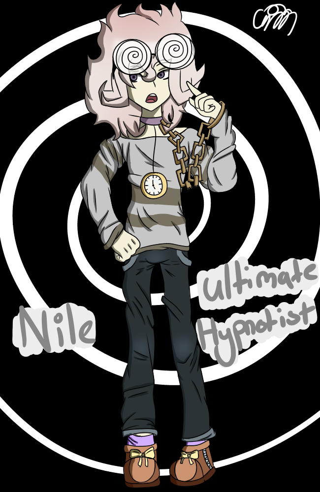 Nile - Ultimate Hypnotist by theshadowpony357