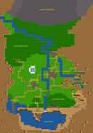 Map of Equestria V2