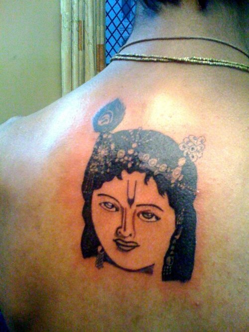 Lord Krishna Designs Lord Krishna by Djniks07