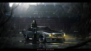 V8 Vantage by The--Kyza