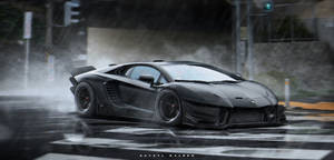 Aventador by The--Kyza