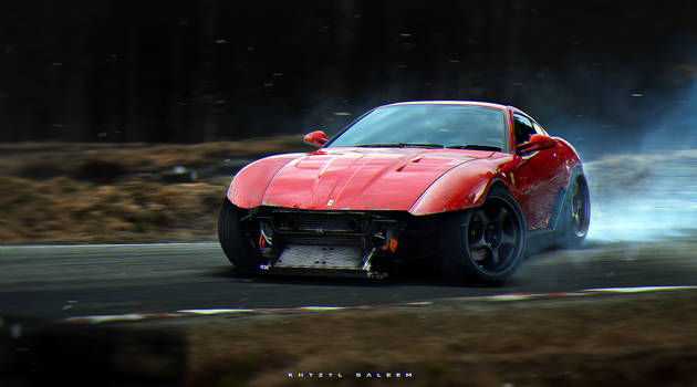 Ferrari 599 Missile