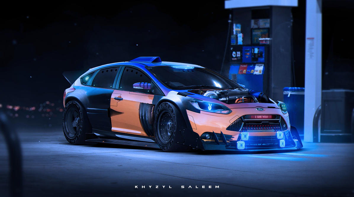 Drift Ghost S Car Setting
