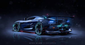 Koenigsegg agera Collaboration