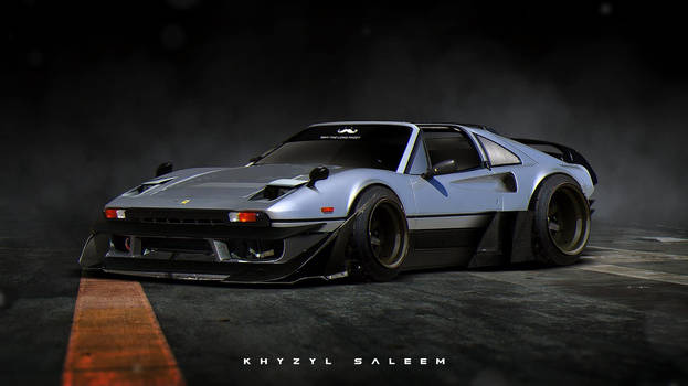 Ferrari 308| Roughed Up