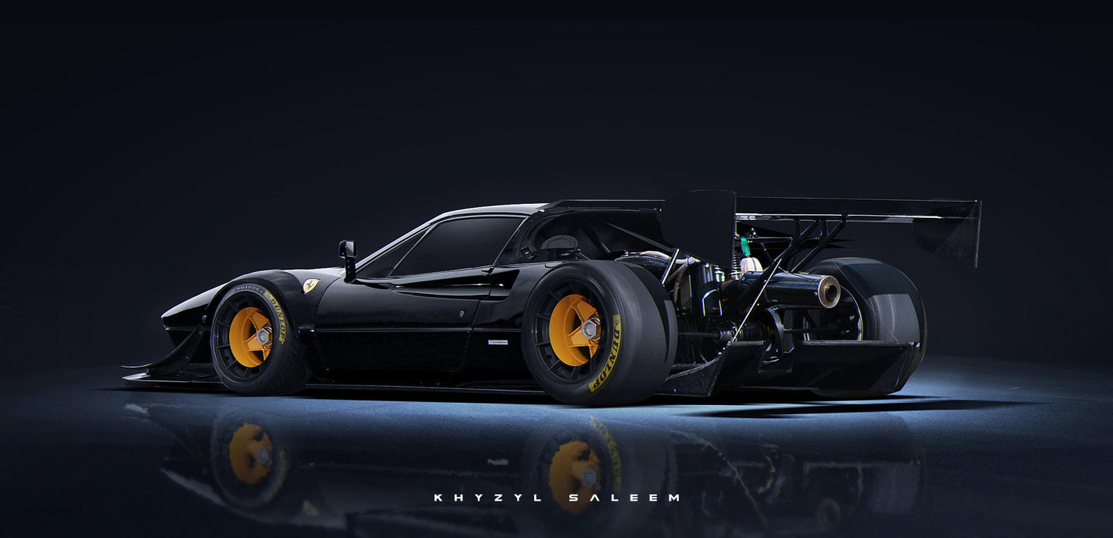 Gto Built For The Climb By The Kyza On Deviantart