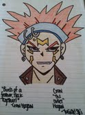 Crow Hogan Colored by Bakugan5Ds