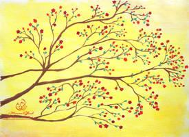Trunk Of Tree by MiriooM