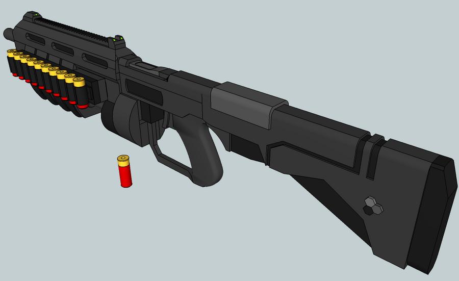 Future Weapons Shotgun | www.imgkid.com - The Image Kid ...