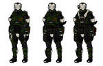 Project: Sentinel Armor