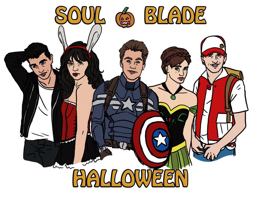 Halloween by Izaak94