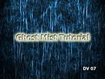 Ghost Mist Tutorial