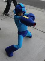 Kcon 11 Mega Man by DevinShadowV