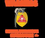Lemon Aperture Science Grenade Tshirt ad