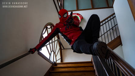 Spider man Last stand cosplay 1