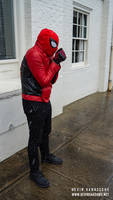 Spider man Last stand cosplay 2