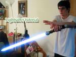 Lightsaber tutorial