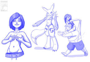 SuggestionSketches10-20 by CriminalKiwi