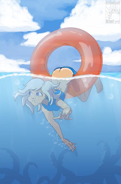 Swimmin' 2018 by CriminalKiwi