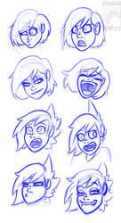 Clover and Wilson expression practice